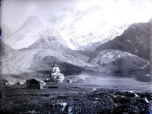 रुद्रप्रयाग का पौराणिक इतिहास