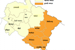 introduction about hill state uttarakhand in hindi