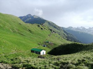 rudranath trek