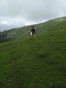 Brahma Tal Trek