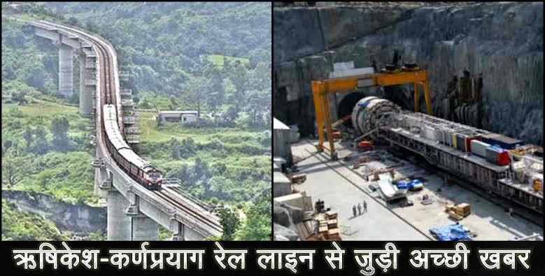 ऋषिकेश-कर्णप्रयाग रेलवे