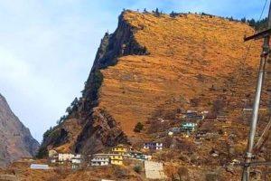 रैणी गाँव