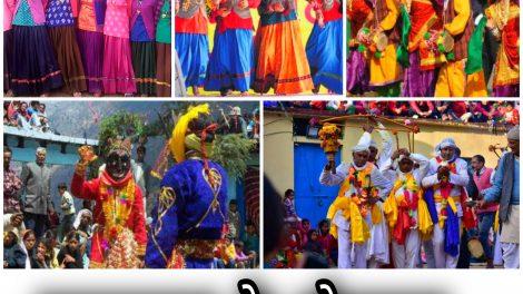 उत्तराखंड के लोक नृत्य